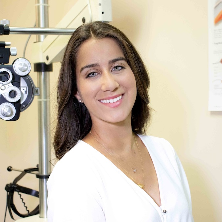 Natalia Malaret - Costco Eye Exam Palm Beach Gardens